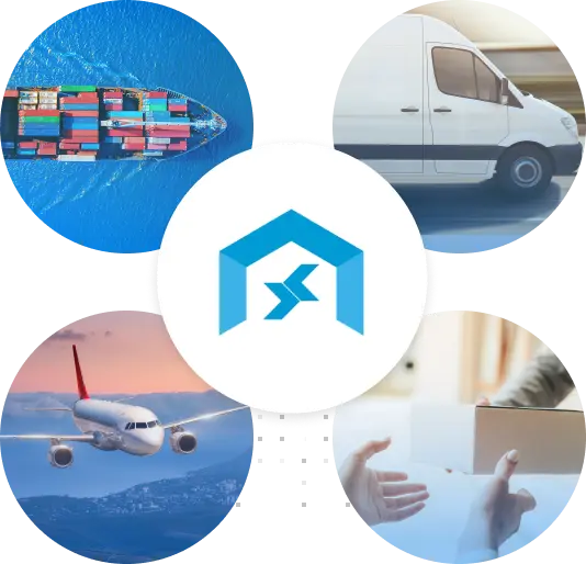 Simple and user friendly shipping solution
