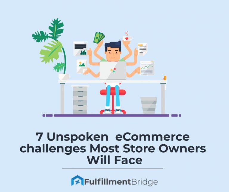Major eCommerce challenges