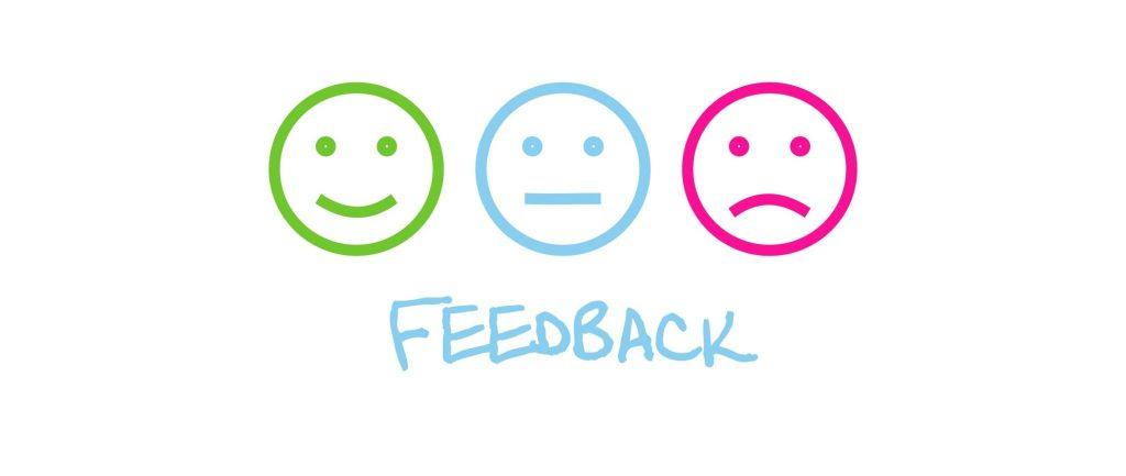 crowdfunding feedback