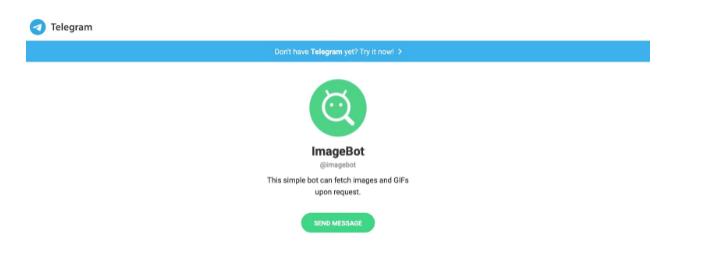 ImageBot for Telegram