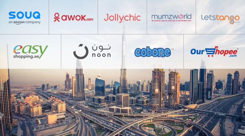 Middle east market places