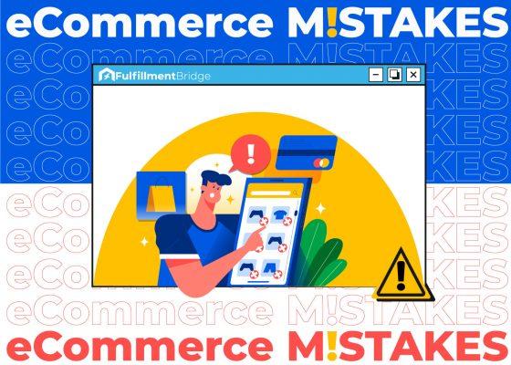 Ecommerce mistakes