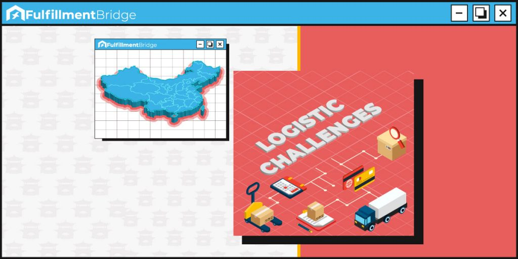 Logistics challenges in China