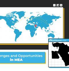 International logistics in MEA