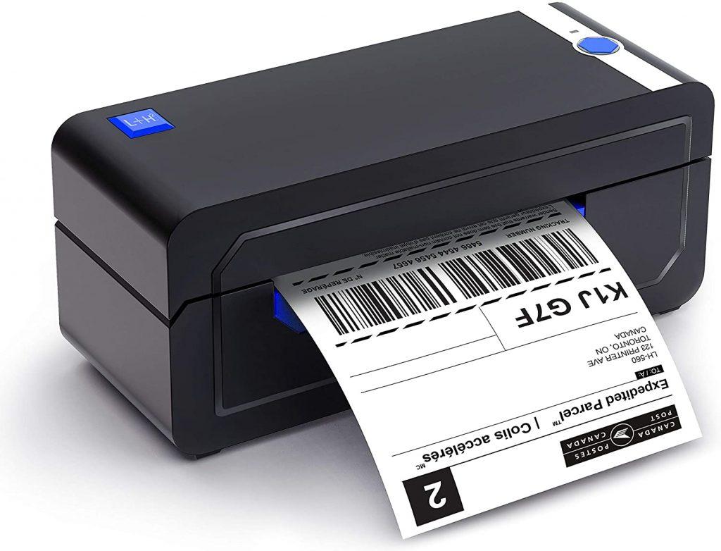 shipping label printer