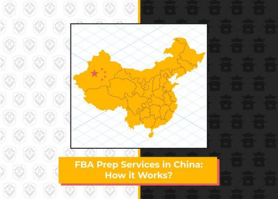 FBA Prep Services in China